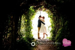 Little Hermitage wedding photo